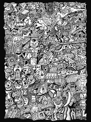 Cerebral Postulation Poster