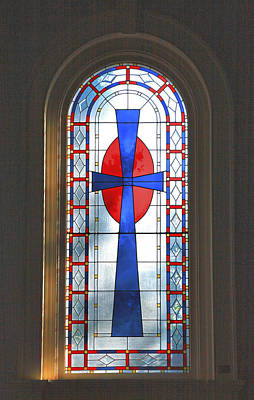Chapel Window Poster by Steven Ainsworth