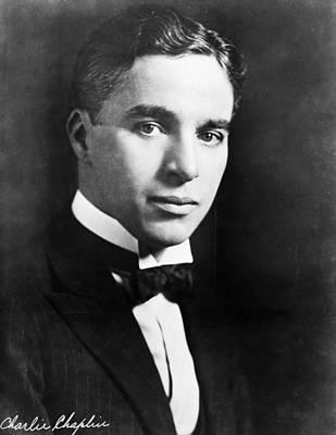 Charles Chaplin (1889-1977) Poster by Granger