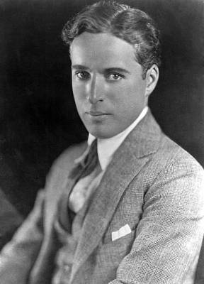 Charlie Chaplin, Ca. 1910s Poster by Everett