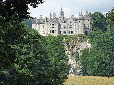 Chateau De Walzin Poster by Joseph Hendrix