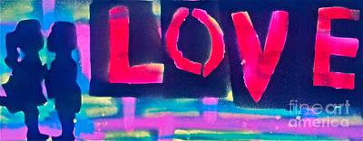 Children's Love Poster