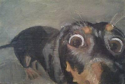 Chili Dog Poster by Jessmyne Stephenson