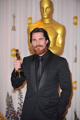 Christian Bale, Best Performance By An Poster by Everett
