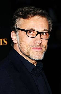 Christoph Waltz At Arrivals For Water Poster