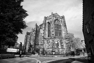 Church Of The Holy Rude In The Old Town Of Stirling Scotland Uk Poster by Joe Fox