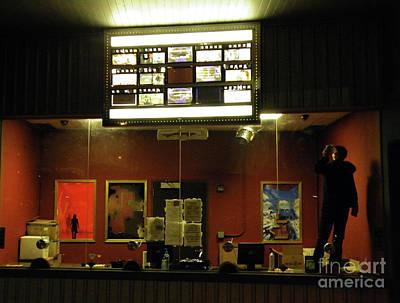 Cinema Girl Box Office Poster