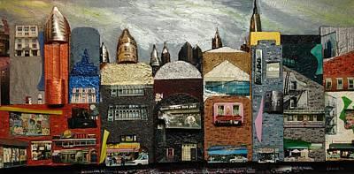 City Block Poster