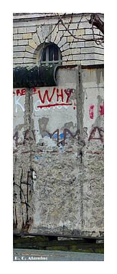 Citymarks Berlin Poster by Roberto Alamino