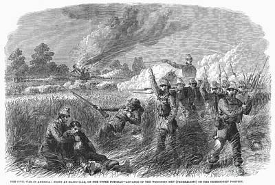 Civil War: Hainesville Poster by Granger