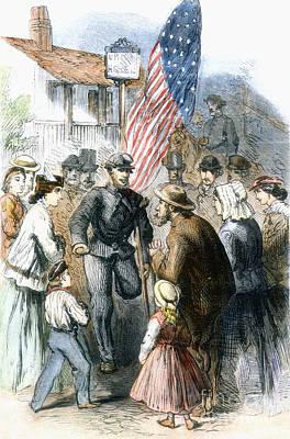 Civil War: Veteran, 1867 Poster by Granger