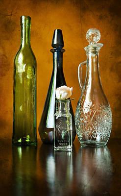 Classy Glass Poster