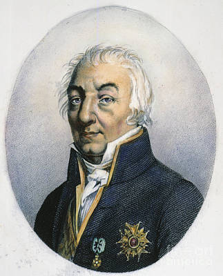 Claude Louis Berthollet Poster by Granger