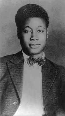 Claude Mckay 1889-1948, Jamaican Born Poster by Everett