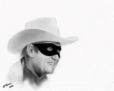 Clayton Moore Poster