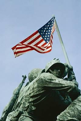 Close View Of Iwo Jima Poster