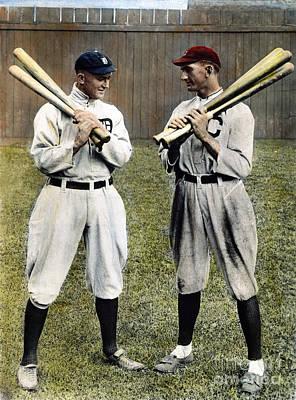 Cobb & Jackson, 1913 Poster by Granger