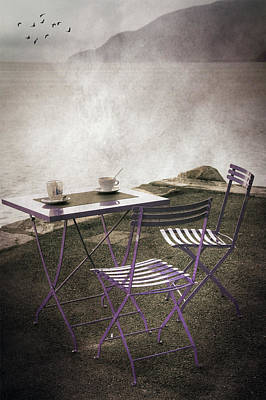 Coffee Table Poster by Joana Kruse