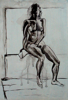 Collins Poster by Nina Mirhabibi