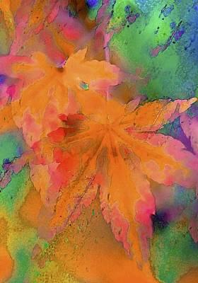Color 119 Poster by Pamela Cooper