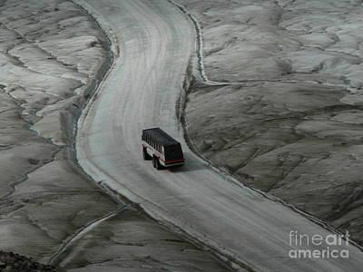 Columbia Icefield Glacier Adventure Poster