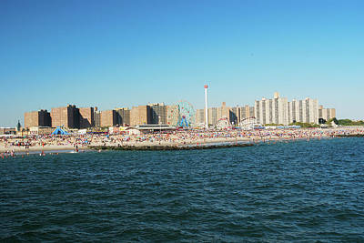 Coney Island, New York Poster