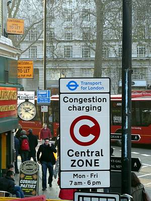 Congestion Poster by Rdr Creative