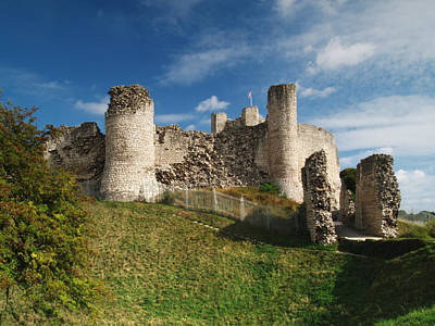 Conisborough Castle Poster