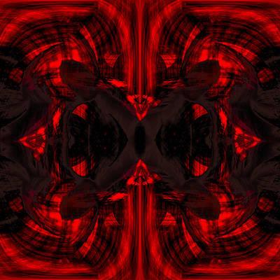 Conjoint - Crimson Poster