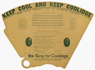 Coolidge: Campaign, 1924 Poster by Granger