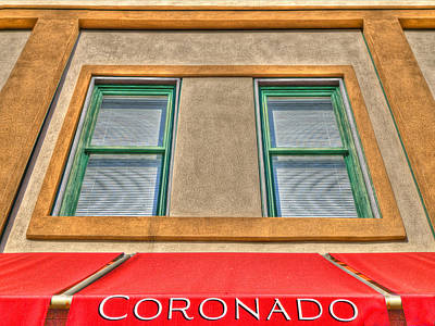Coronado Poster by Paul Wear