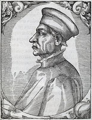 Cosimo De' Medici, Ruler Of Florence Poster