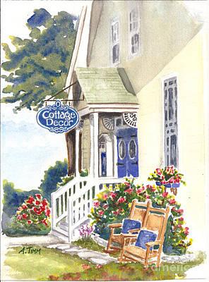 Cottage Decor Poster