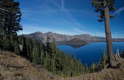 Crater Lake National Park Poster by Twenty Two North Photography