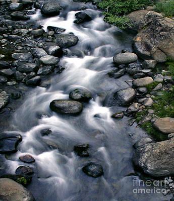 Creek Flow Panel 3 Poster