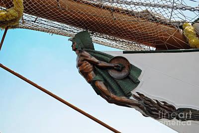 Cuauhtemoc Mexico Ship Poster