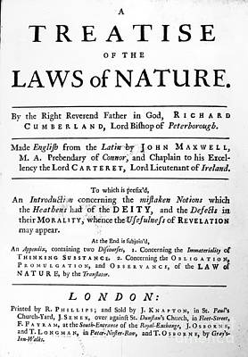 Cumberland: Laws Of Nature Poster