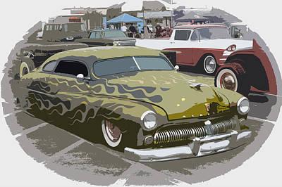 Custom Merc Poster by Steve McKinzie