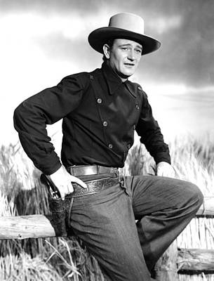 Dakota, John Wayne, 1945 Poster by Everett