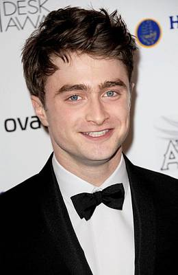Daniel Radcliffe At Arrivals For 56th Poster by Everett