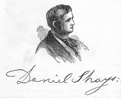 Daniel Shays (1747?-1825) Poster by Granger