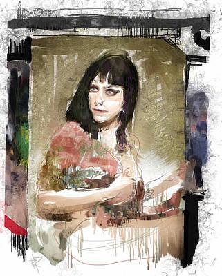 Dannie Diesel Poster