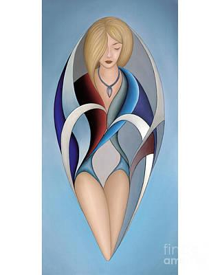 Daria Poster by Joanna Pregon