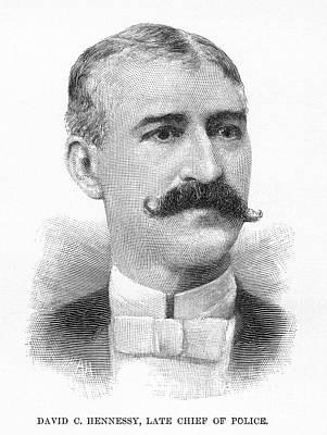 David Hennessy (d. 1890) Poster by Granger