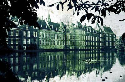 Den Haag Poster by David Harding