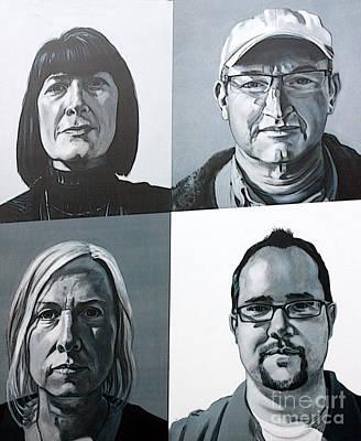 Denver Artists Poster