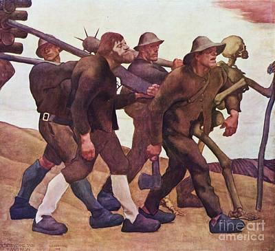 Der Totentanz Von Anno Neun Poster