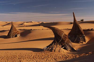 Desert Luxury Poster
