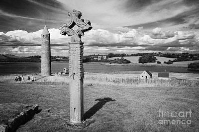 Devenish Island Ireland Poster by Joe Fox