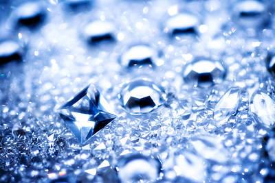 Diamonds Poster by Pasieka